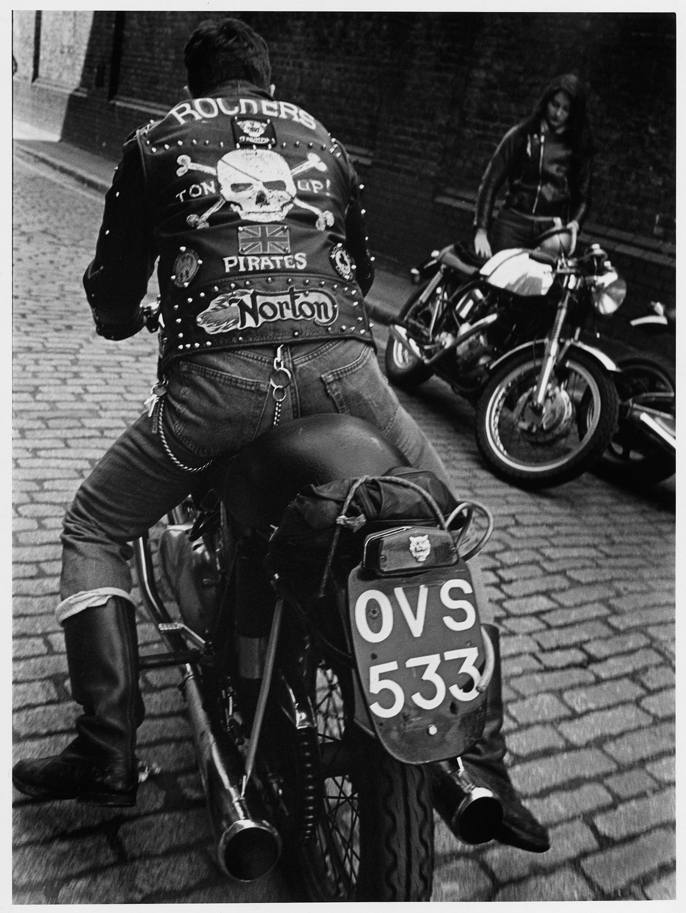 Or Glory 21st Century Rockers  .© Horst Friedrichs