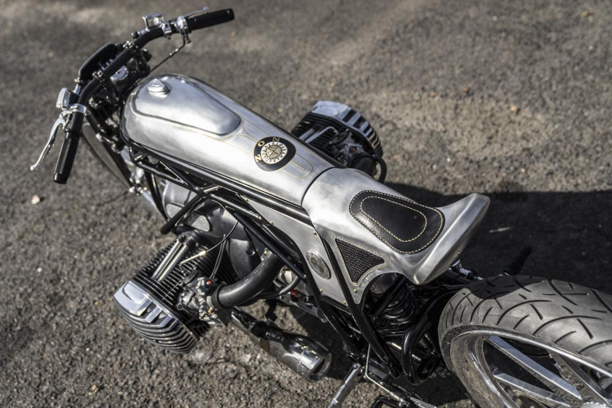 Custom Works ZON BMW R18 build 'Departed' | BRUMMM Magazine